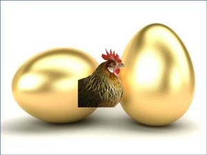 Involución o ¿cómo estrangular la gallina de los huevos de oro?